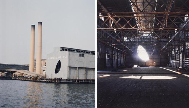 画像: 《日の終わり》1975年 ゴードン・マッタ=クラーク財団&デイヴィッド・ツヴィルナー(ニューヨーク)蔵 建物を破損したことを新聞で知ったNY市は、マッタ=クラークに逮捕状を出した © THE ESTATE OF GORDON MATTA-CLARK;COURTESY THE ESTATE OF GORDON MATTA-CLARK AND DAVID ZWIRNER,NEW YORK / LONDON / HONG KONG