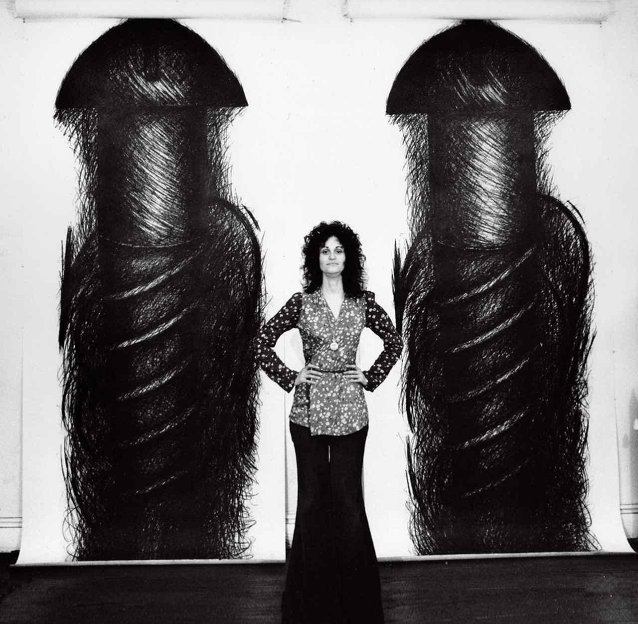 Images : 2番目の画像 - 「フェミニズムのパイオニア。 挑発的な性的表現に挑んだ 女性アーティストたち」のアルバム - T JAPAN:The New York Times Style Magazine 公式サイト