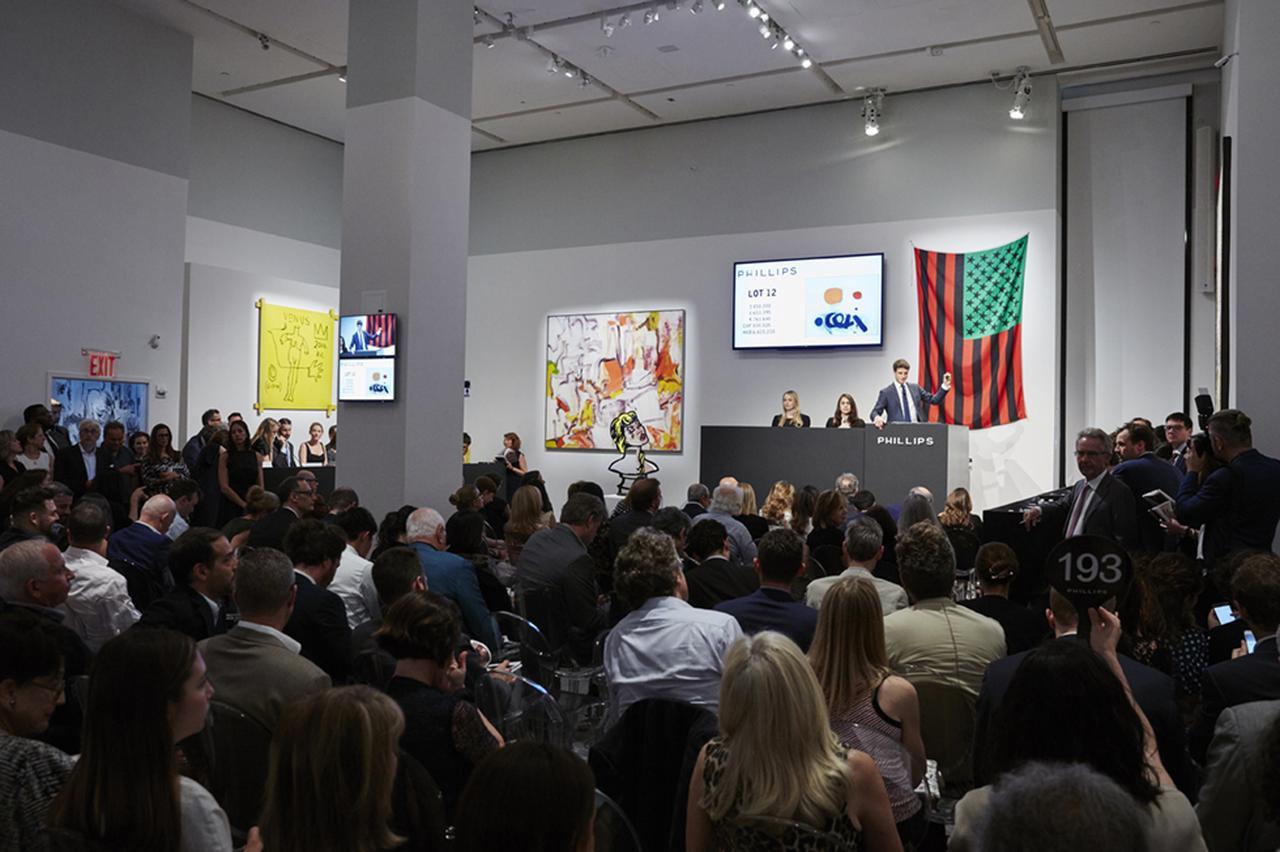Images : 1番目の画像 - 「フィリップスCEO エドワード・ドルマンに聞く アートオークションの現在」のアルバム - T JAPAN:The New York Times Style Magazine 公式サイト