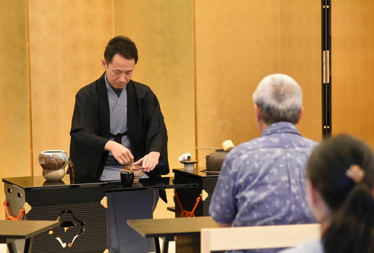 """Images : 5番目の画像 - 「一級の伝統芸能を 国賓気分で味わう 京都迎賓館の""""おもてなし""""」のアルバム - T JAPAN:The New York Times Style Magazine 公式サイト"""