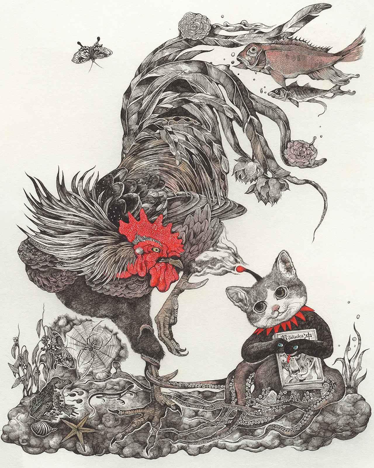 Images : 4番目の画像 - 「画家ヒグチユウコの 世界をつくるもの」のアルバム - T JAPAN:The New York Times Style Magazine 公式サイト