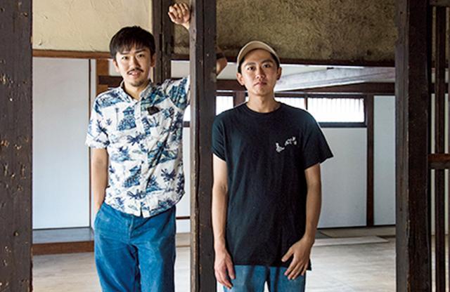 画像: (写真左より)シェフの安田翔平さんと、ソムリエの江本賢太郎さん