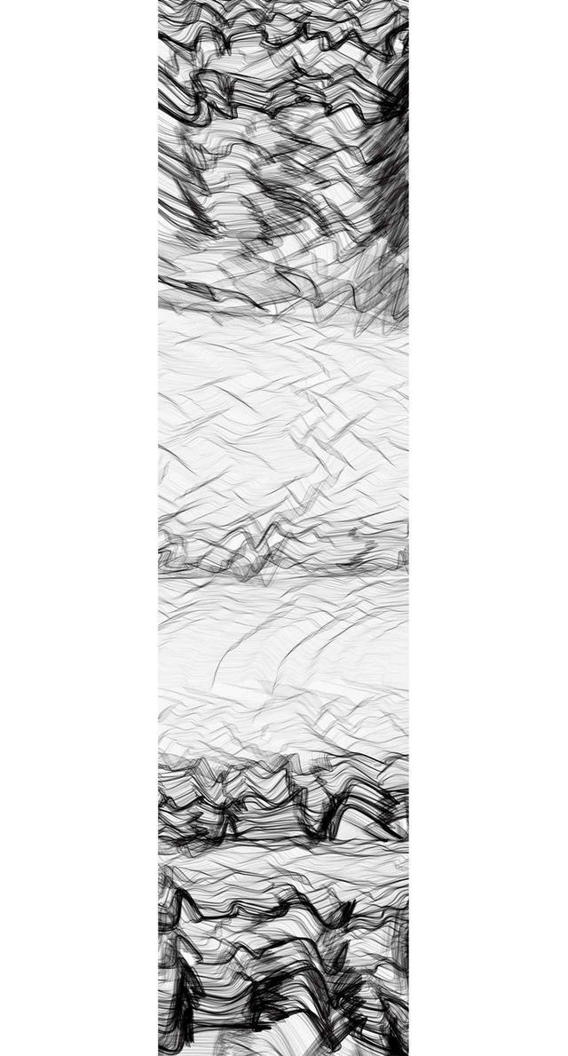 """画像: CERNでアーティスト・イン・レジデンスを経験したアナイス・トンダールが、ヤニス・ラルマンと共同制作した《Vibrations from a Graphite Core》(2012年) ANAÏS TONDEUR, IANIS LALLEMAND,""""VIBRATIONS FROM A GRAPHITE CORE,"""" 2012, PURE GRAPHITE, IMAGE COURTESY OF THE ARTISTS AND GV ART GALLERY"""