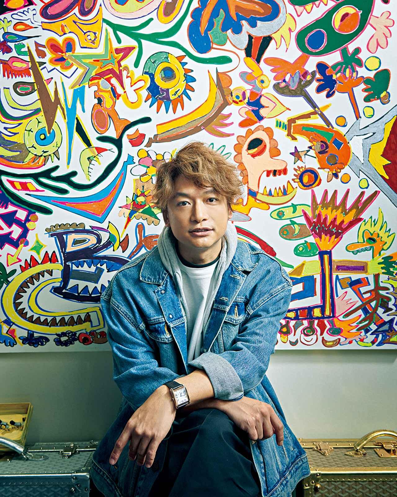 Images : 6番目の画像 - 「香取慎吾のアトリエ<後編>」のアルバム - T JAPAN:The New York Times Style Magazine 公式サイト