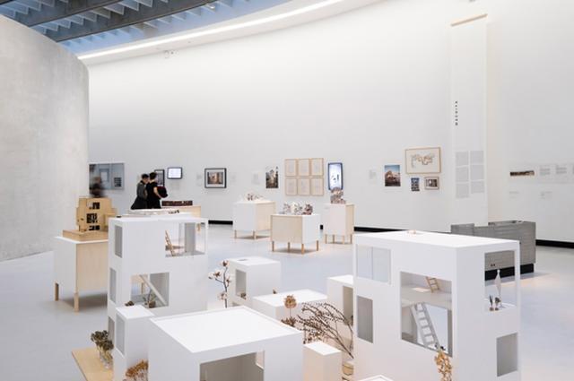 画像: 2016 年11月に開催されたローマのMAXXI 国立21世紀美術館での展示風景 Ⓒ SIMONA FERRARI COURTESY OF ATELIER BOW-WOW