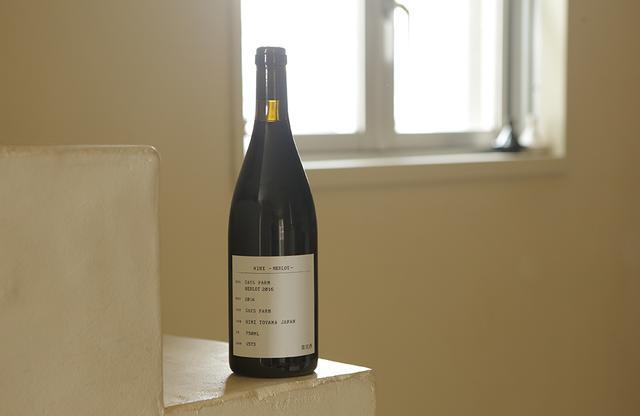 画像: 区画別に管理されたブドウ畑で、樹齢10年の区画から収穫。富山県氷見の風土で育まれたメルローは、セイズファームを代表するエレガントな赤ワイン。完熟した果実の奥深さ、ほどよい酸味や複雑味のなかにやわらかさを感じる セイズファーム メルロ 2016<750ml> ¥3,600/セイズファーム www.saysfarm.com