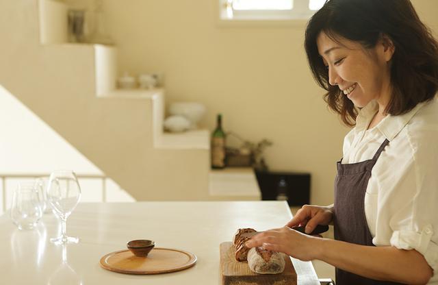 画像: 料理研究家 平野由希子さん