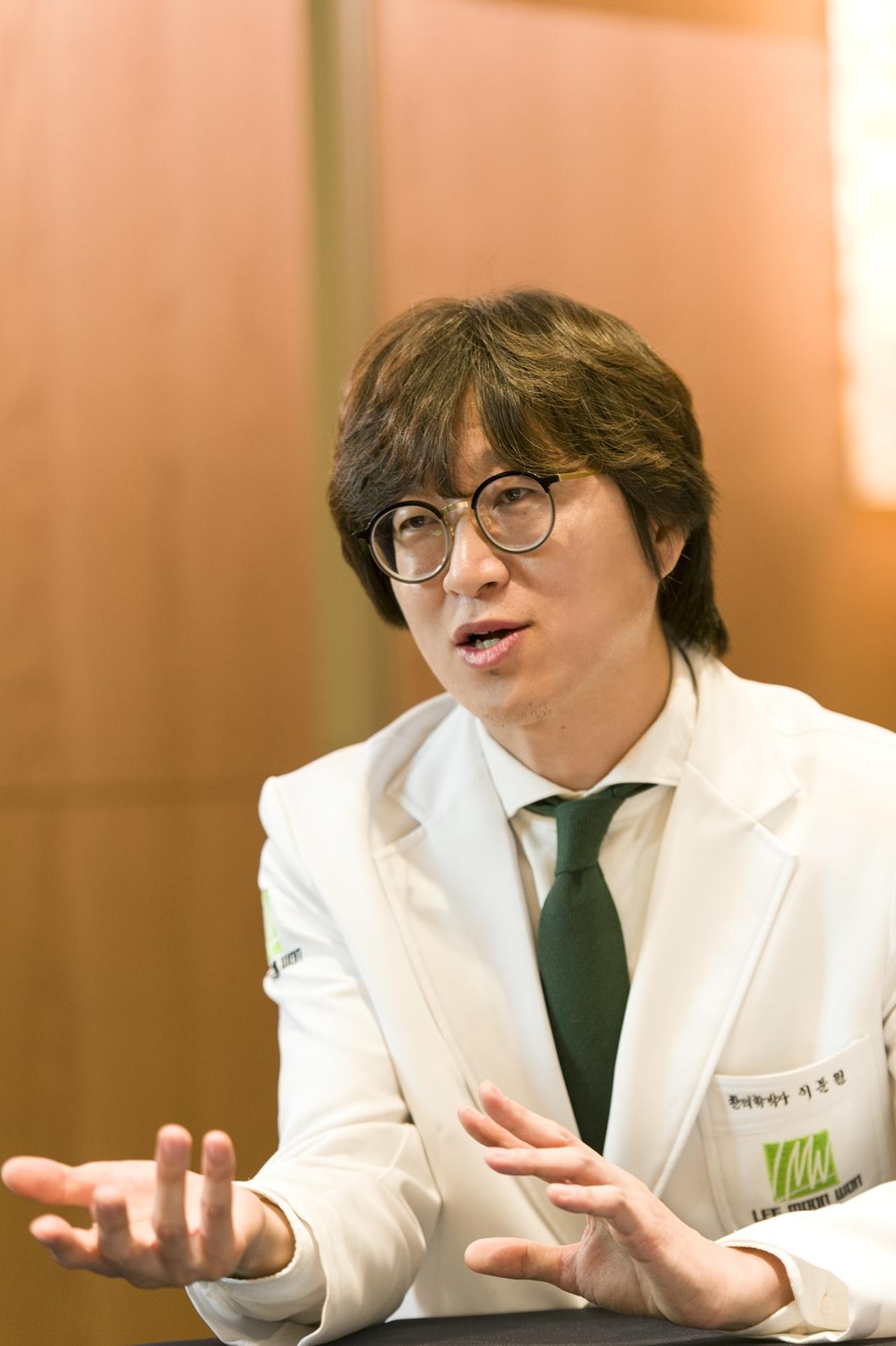 "Images : 4番目の画像 - 「脱毛治療の権威、 ""韓方クリニック""の名医が語る 40歳からの頭皮ケア」のアルバム - T JAPAN:The New York Times Style Magazine 公式サイト"