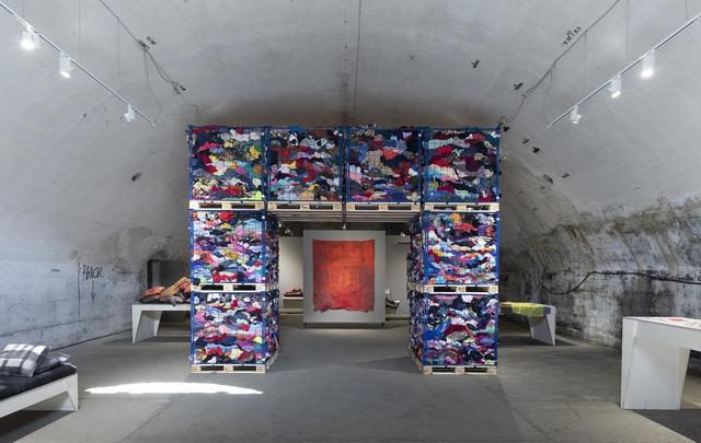 画像: WASTE NO MORE展「Ventura Centrale」の会場風景 © PHOTO BY RUY TEIXEIRA