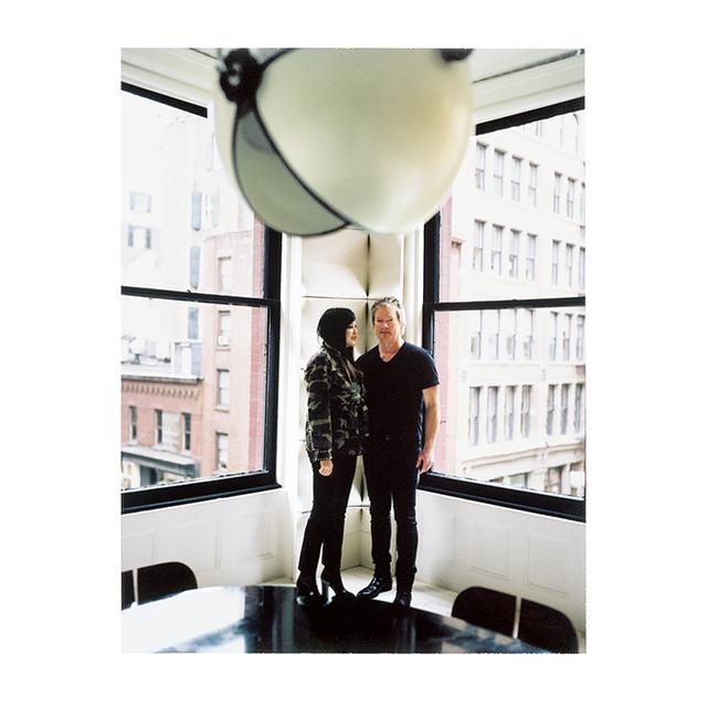 画像: サスーンとクランプ