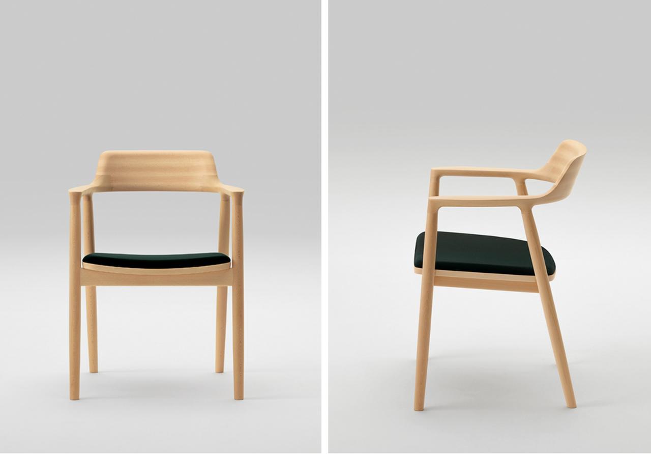 """Images : 2番目の画像 - 「深澤直人が生涯の名作と語る 木の椅子""""HIROSHIMA""""」のアルバム - T JAPAN:The New York Times Style Magazine 公式サイト"""