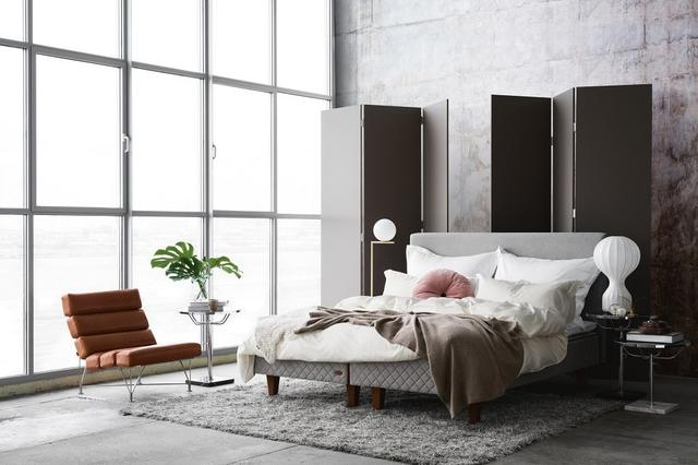 画像1: 寝心地をカスタマイズ できるベッド DUXIANA