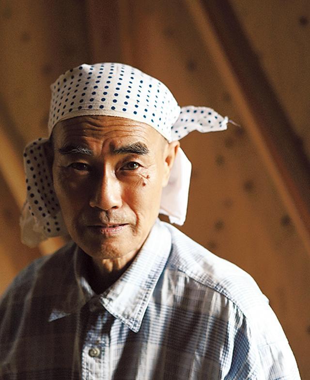 画像: 仙人こと中村修さん。ネパールで出会い、先に帰国した友人が上勝に居を据えたこともあり、この地に縁を得た