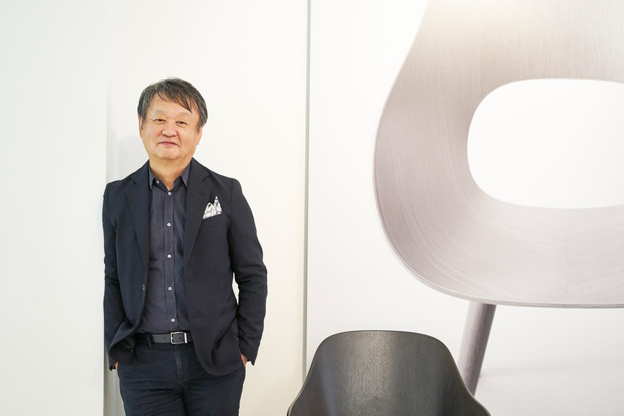 """Images : 4番目の画像 - 「深澤直人が生涯の名作と語る 木の椅子""""HIROSHIMA""""」のアルバム - T JAPAN:The New York Times Style Magazine 公式サイト"""