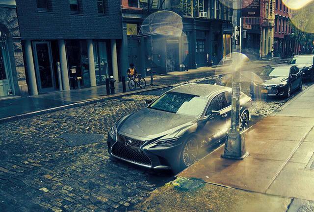 画像1: 日本の美意識そのもの! 高級車の在り方を変える レクサスの最新フラッグシップ