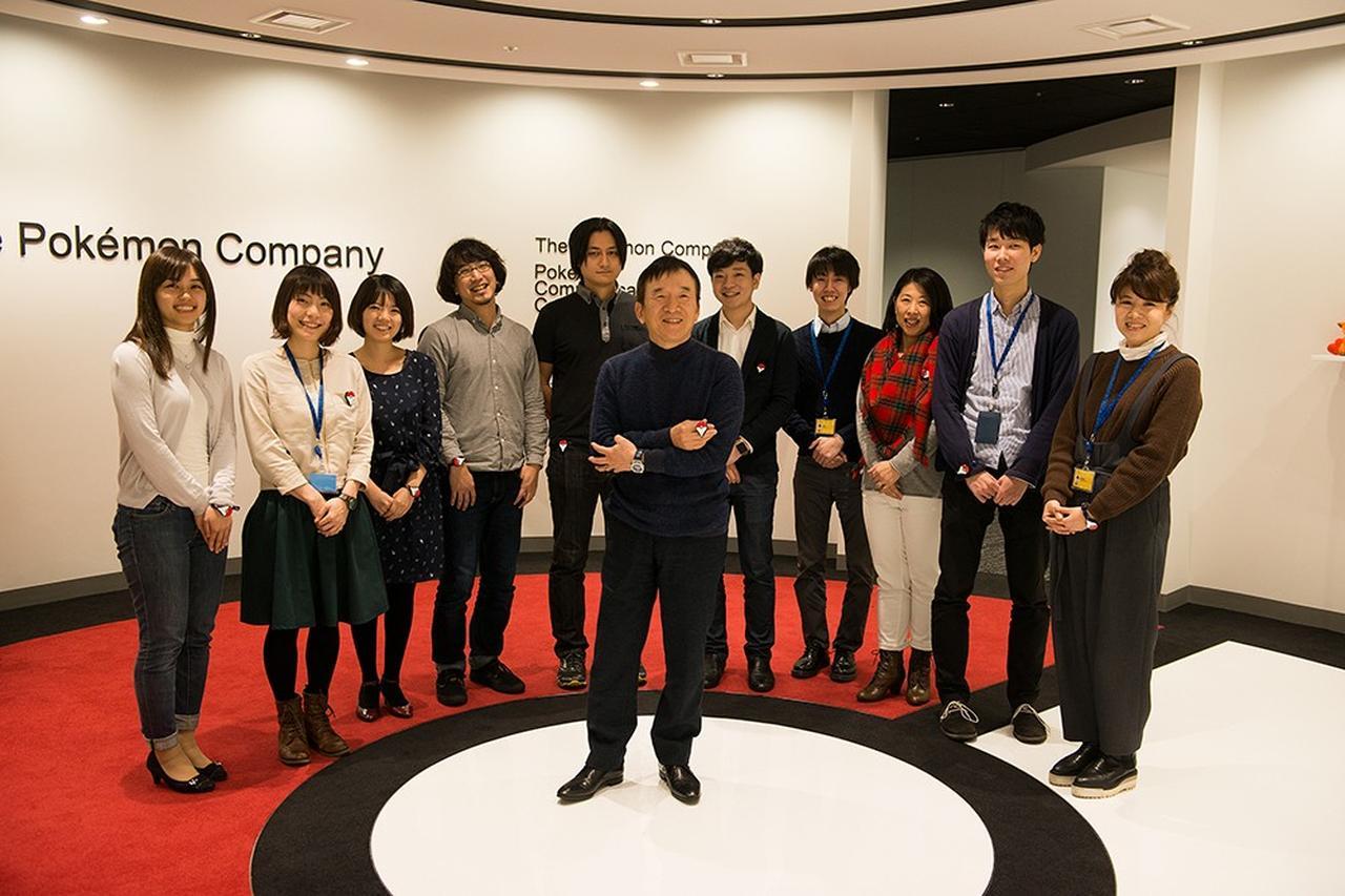 Images : 1番目の画像 - 「株式会社ポケモンCEOが語る 「なぜ『ポケモンGO』は 世界規模でメガヒットしたのか」 Vol.3」のアルバム - T JAPAN:The New York Times Style Magazine 公式サイト