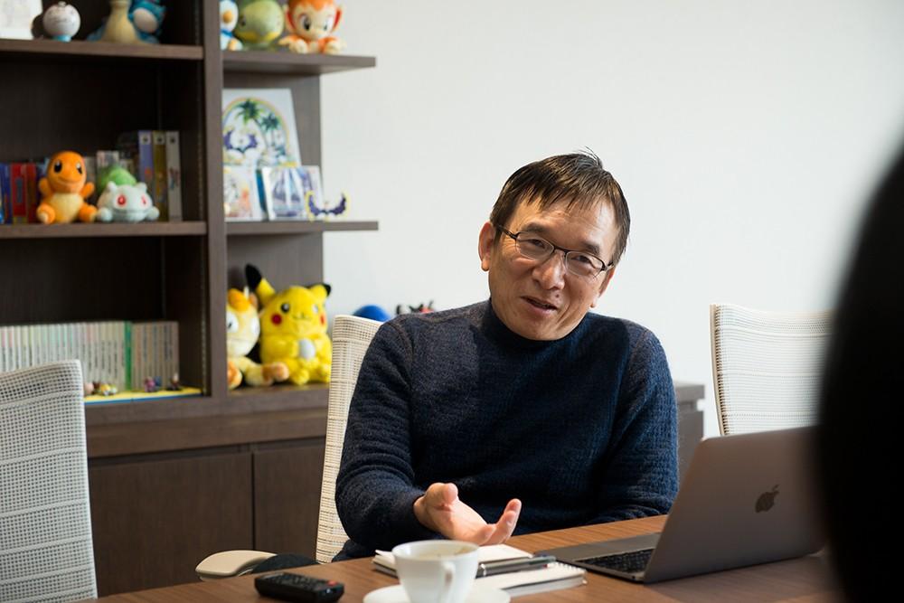 Images : 1番目の画像 - 「株式会社ポケモンCEOが語る 「なぜ『ポケモンGO』は 世界規模でメガヒットしたのか」 Vol.2」のアルバム - T JAPAN:The New York Times Style Magazine 公式サイト