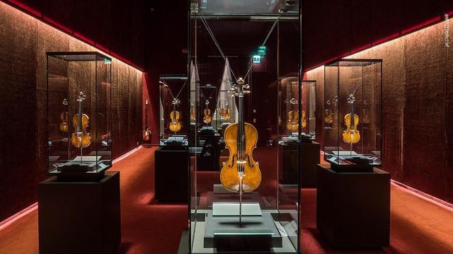画像: ストラディヴァリウスをはじめ、歴史的な楽器を多数収蔵するクレモナ市ヴァイオリン博物館 COURTESY OF TOKYO STRADIVARIUS FESTIVAL 2018
