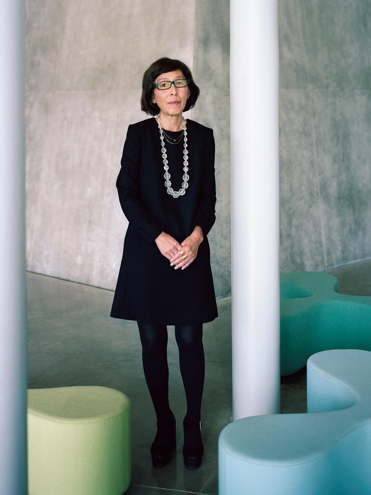 Images : 1番目の画像 - 「既成概念を軽やかに超える 建築家・妹島和世」のアルバム - T JAPAN:The New York Times Style Magazine 公式サイト