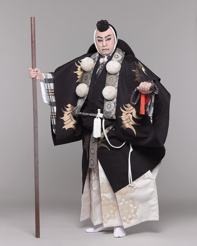 画像: 『勧進帳』武蔵坊弁慶 市川染五郎改め 十代目松本幸四郎 PHOTOGRAPH BY TAKASHI KATO, COURTESY OF SHOCHIKU