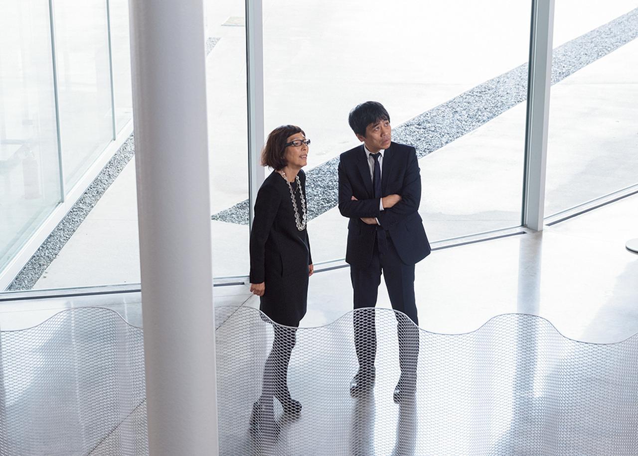 Images : 5番目の画像 - 「既成概念を軽やかに超える 建築家・妹島和世」のアルバム - T JAPAN:The New York Times Style Magazine 公式サイト