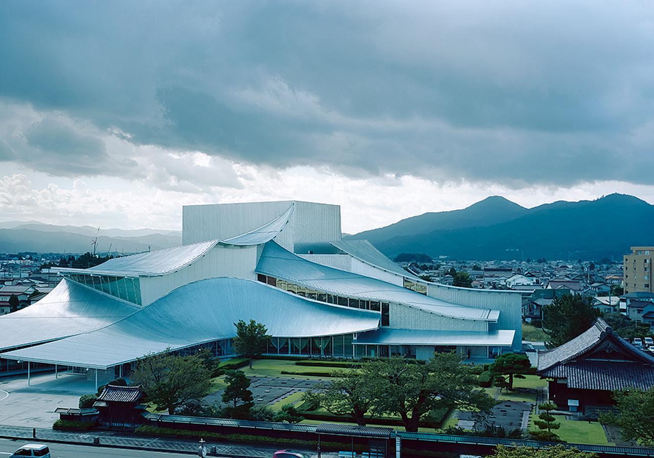 Images : 3番目の画像 - 「既成概念を軽やかに超える 建築家・妹島和世」のアルバム - T JAPAN:The New York Times Style Magazine 公式サイト