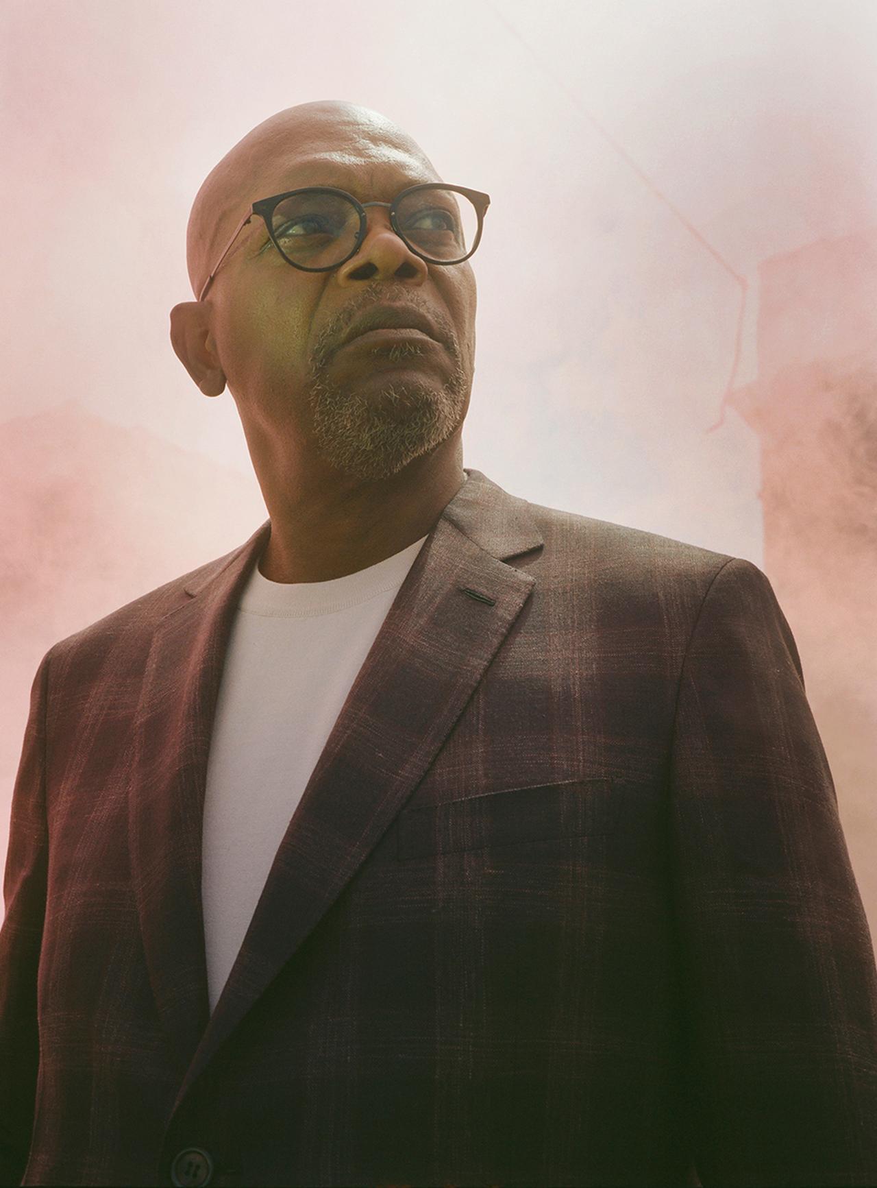 Images : 3番目の画像 - 「サミュエル・L・ジャクソン流の生き方」のアルバム - T JAPAN:The New York Times Style Magazine 公式サイト