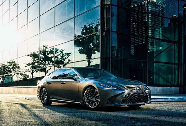 画像2: 日本の美意識そのもの! 高級車の在り方を変える レクサスの最新フラッグシップ