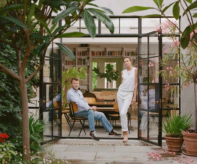 画像: 静物フォトグラファーのマシュー・ドナルドソンと新聞や雑誌の編集者であるクラウディア・ドナルドソンはロンドンの自宅でわれわれを暖かく迎えてくれた