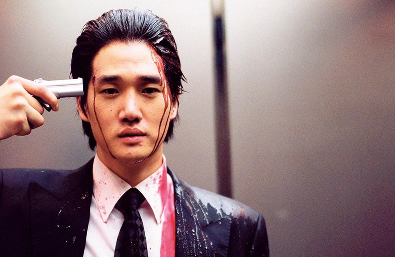 Images : 『オールド・ボーイ』の悪役を演じるユ・ジテ