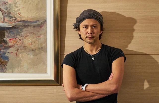 画像: オーチャードホール芸術監督、熊川哲也さん