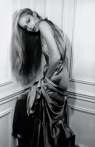 ジェリー・ホール パリ、1970年代