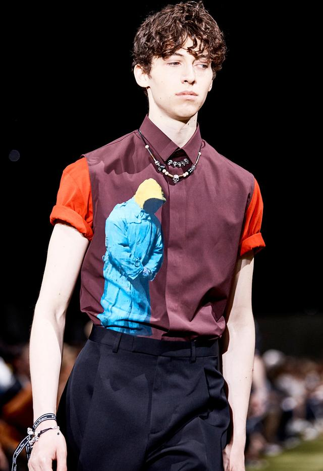 画像23: 2018年春夏 パリ・メンズ・コレクションの ハイライト
