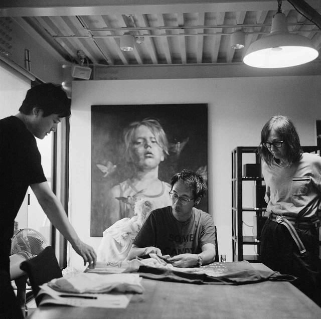 画像1: アンダーカバーのスタジオで 高橋 盾の内なる世界をのぞく