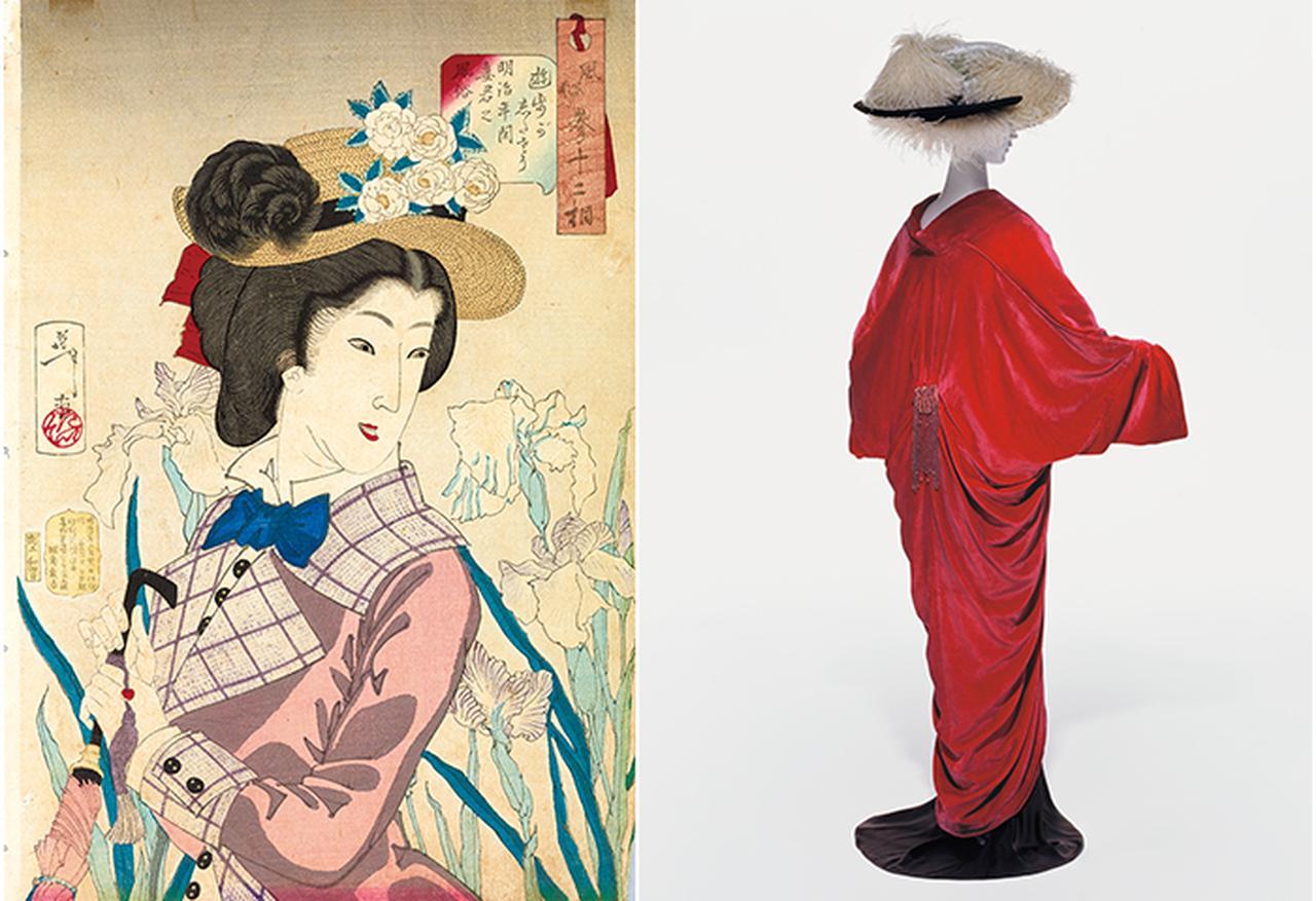 Images : 3番目の画像 - 「「ファッションとアート 麗しき東西交流」展への誘い」のアルバム - T JAPAN:The New York Times Style Magazine 公式サイト