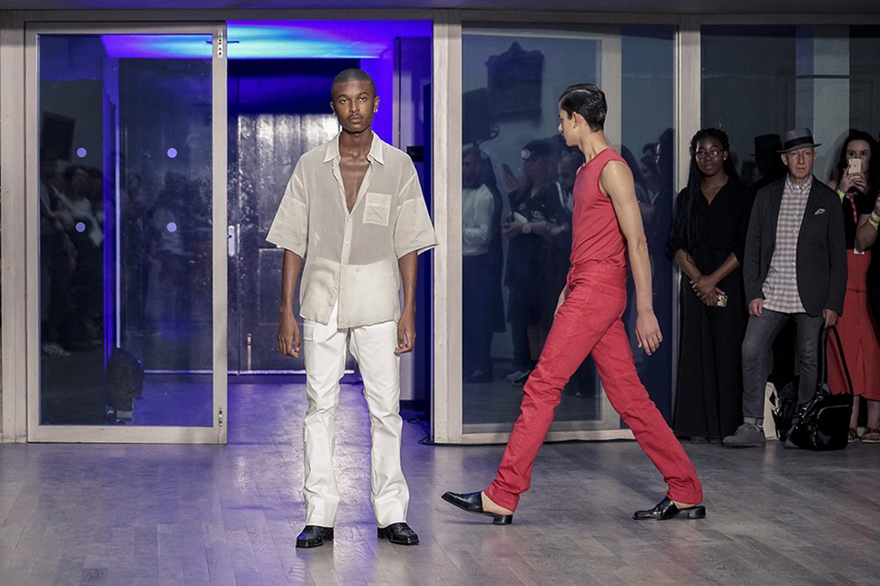 Images : 5番目の画像 - 「2018年春夏 ロンドン・メンズ・コレクション 総まとめ」のアルバム - T JAPAN:The New York Times Style Magazine 公式サイト