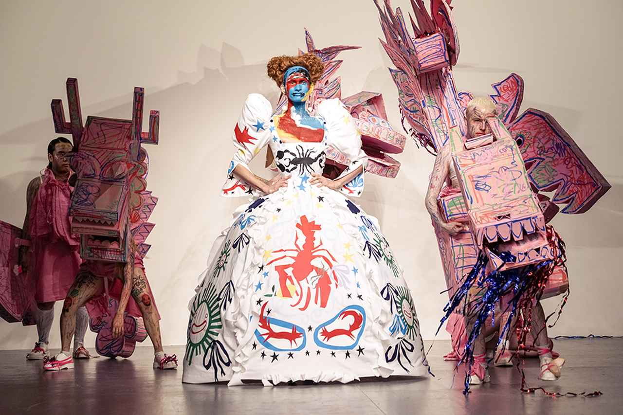 Images : 1番目の画像 - 「2018年春夏 ロンドン・メンズ・コレクション 総まとめ」のアルバム - T JAPAN:The New York Times Style Magazine 公式サイト