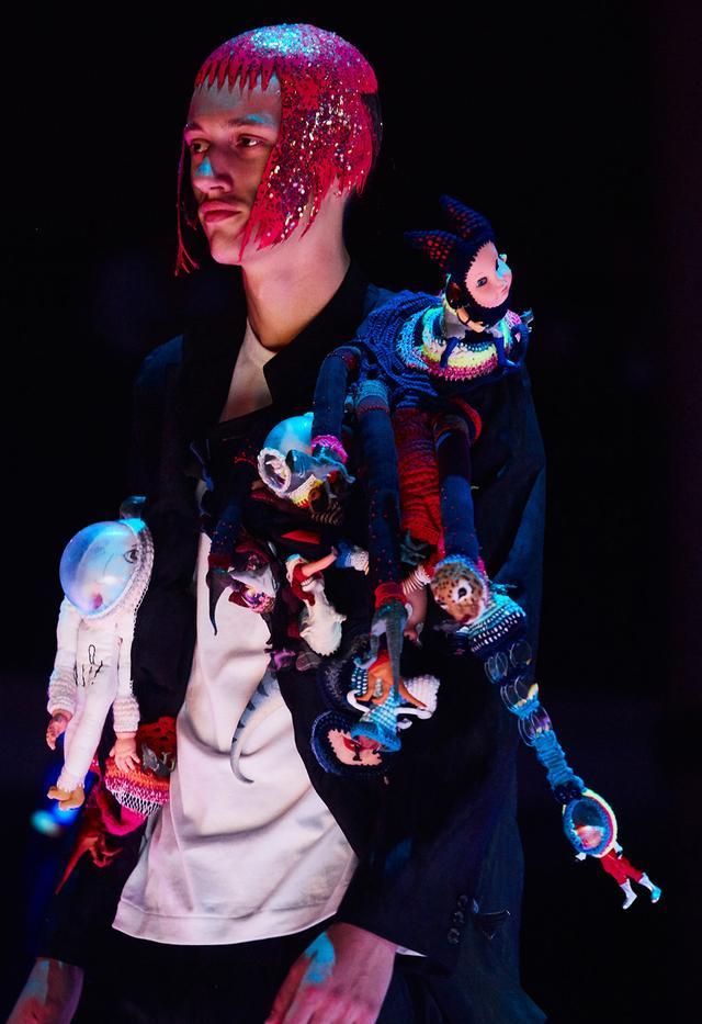 画像18: 2018年春夏 パリ・メンズ・コレクションの ハイライト