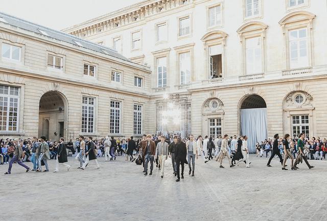 画像19: 2018年春夏 パリ・メンズ・コレクションの ハイライト