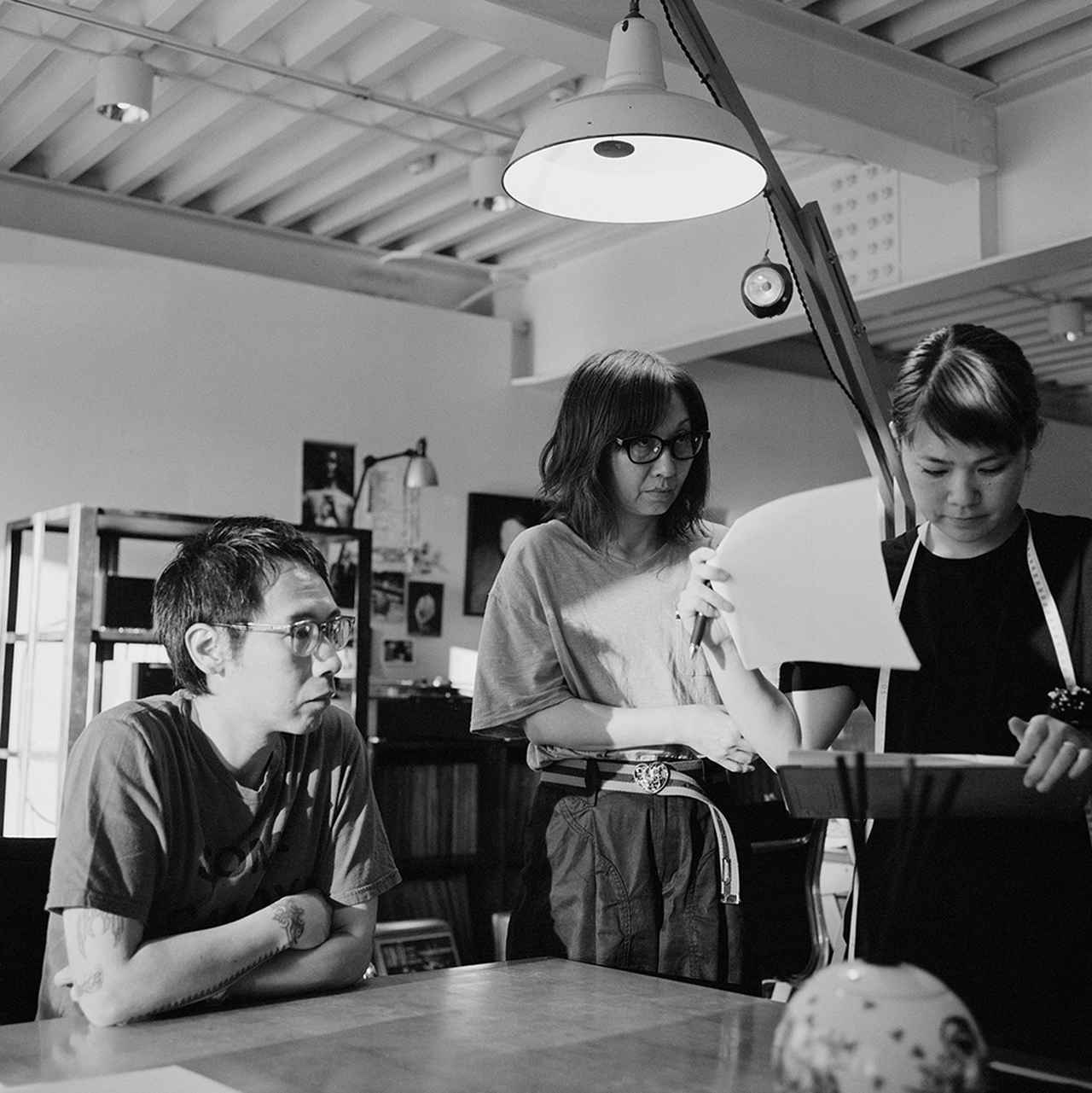 Images : 2番目の画像 - 「アンダーカバーのスタジオで 高橋 盾の内なる世界をのぞく」のアルバム - T JAPAN:The New York Times Style Magazine 公式サイト