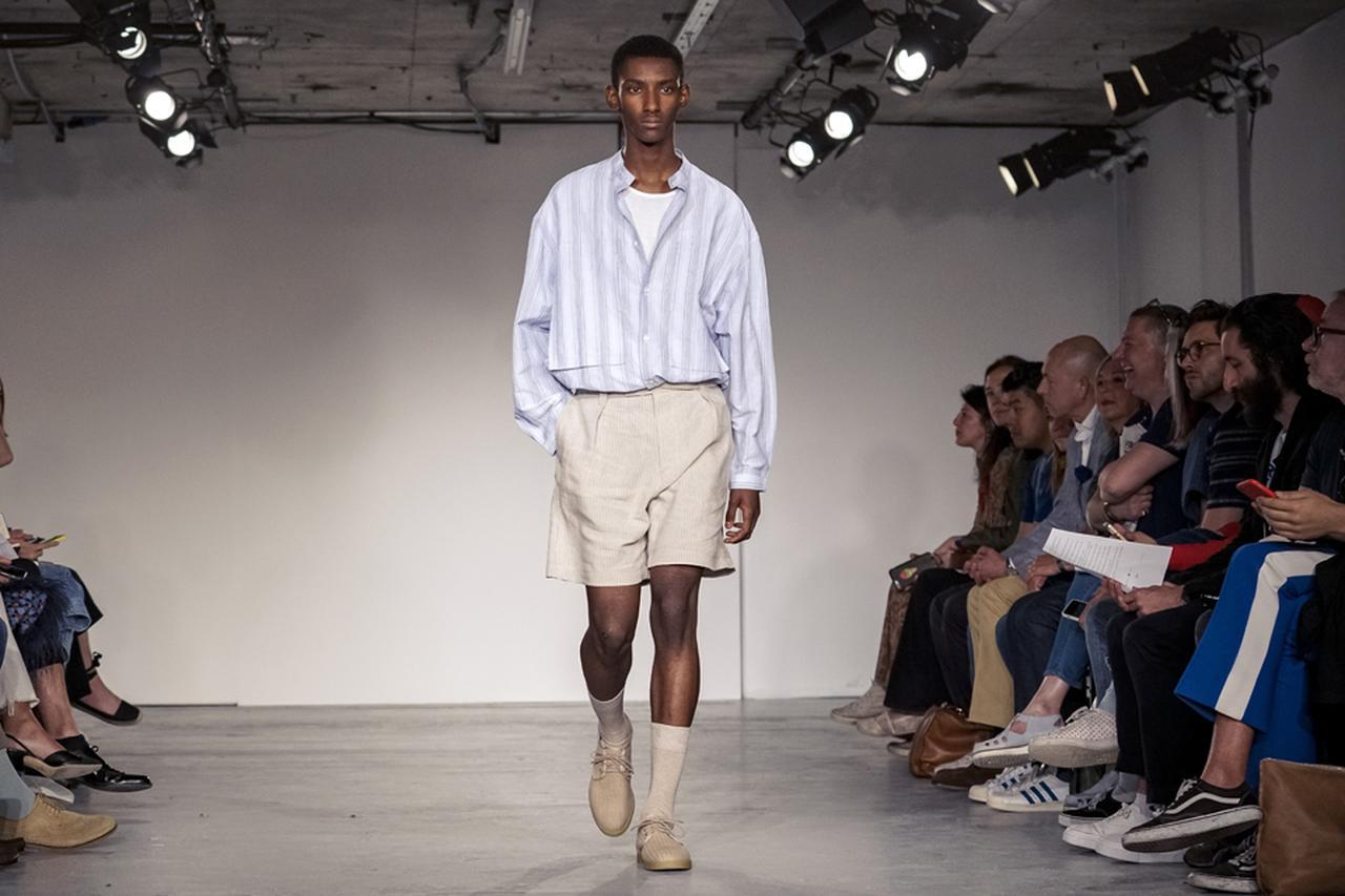 Images : 17番目の画像 - 「2018年春夏 ロンドン・メンズ・コレクション 総まとめ」のアルバム - T JAPAN:The New York Times Style Magazine 公式サイト