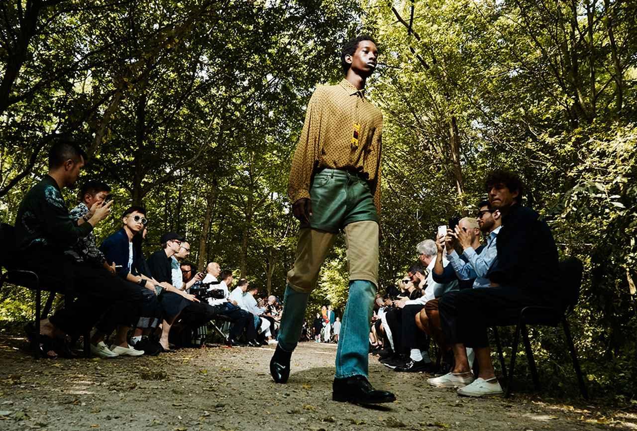 Images : 6番目の画像 - 「2018年春夏 パリ・メンズ・コレクションの ハイライト」のアルバム - T JAPAN:The New York Times Style Magazine 公式サイト