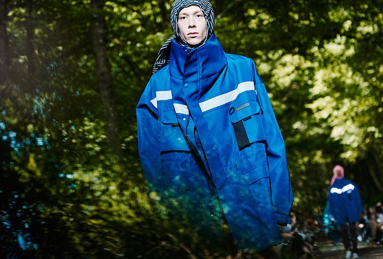 Images : 2番目の画像 - 「2018年春夏 パリ・メンズ・コレクションの ハイライト」のアルバム - T JAPAN:The New York Times Style Magazine 公式サイト