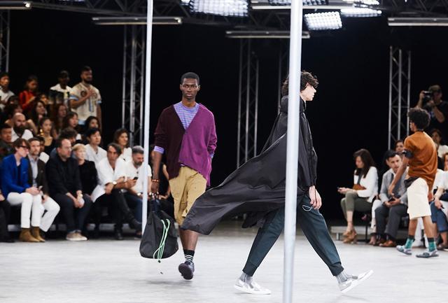 画像29: 2018年春夏 パリ・メンズ・コレクションの ハイライト