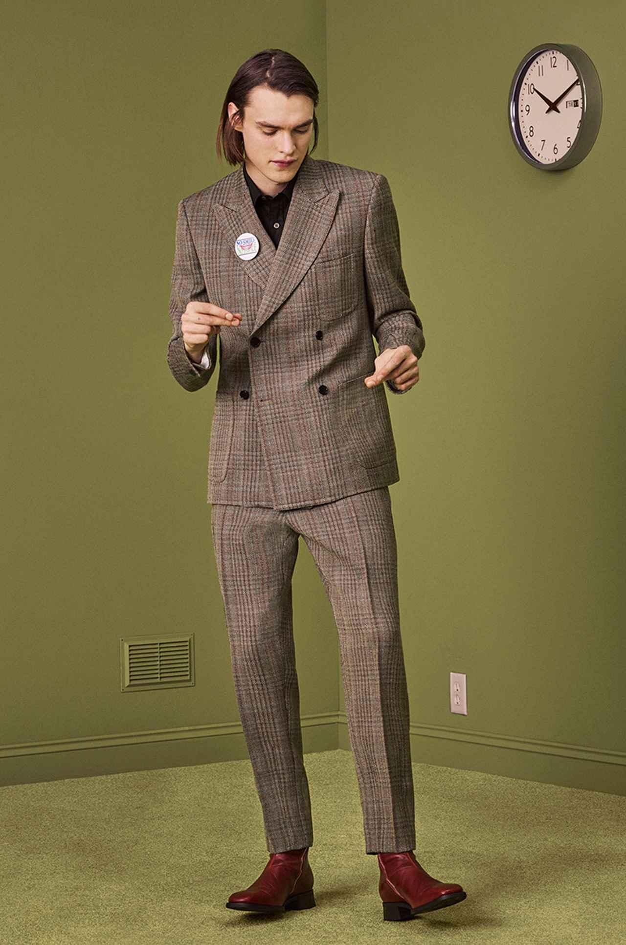 Images : 1番目の画像 - 「ステラ・マッカートニーが 描く男性像」のアルバム - T JAPAN:The New York Times Style Magazine 公式サイト