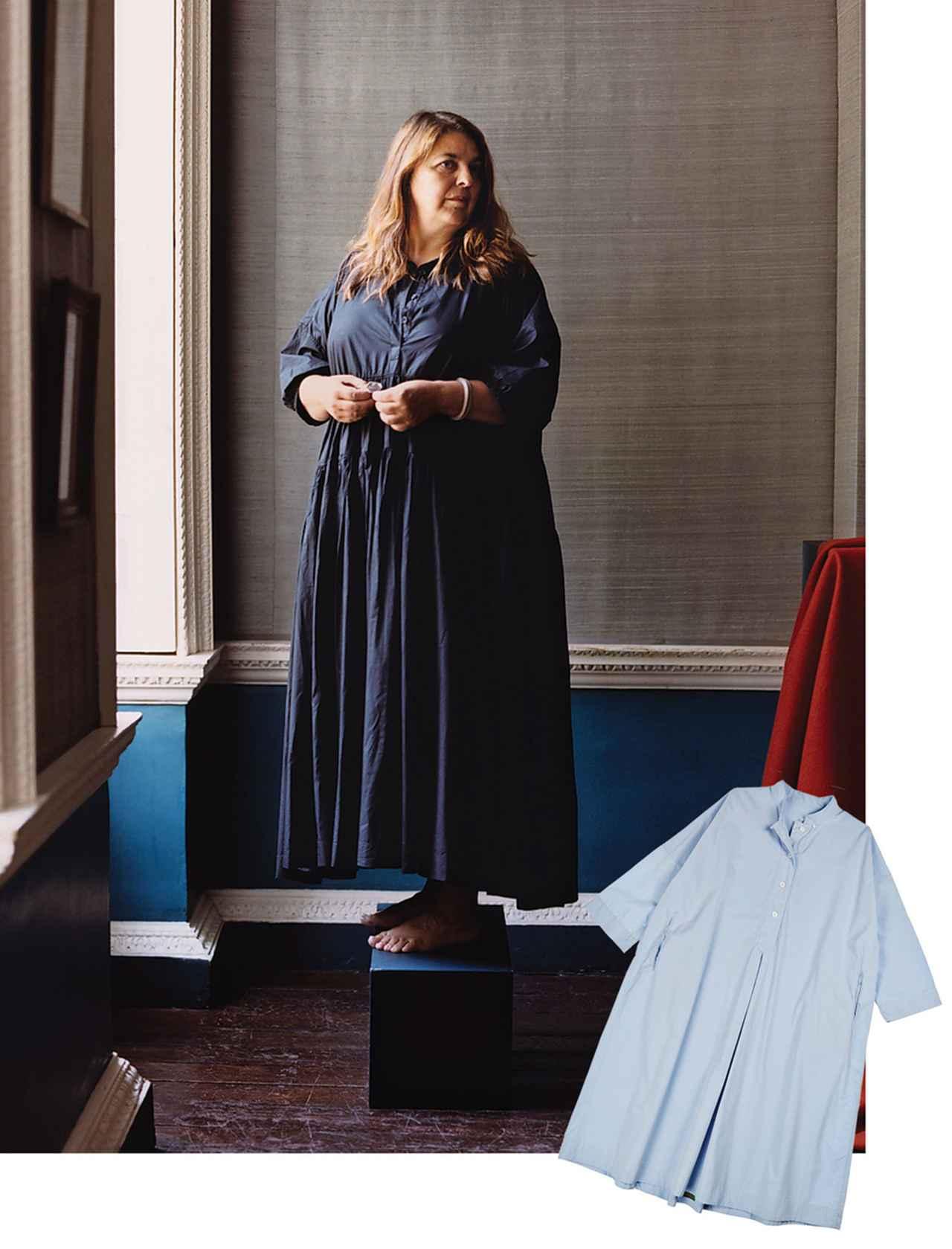 Images : 4番目の画像 - 「ランウェイではなく 「生活のための服」を作る 3人のデザイナー」のアルバム - T JAPAN:The New York Times Style Magazine 公式サイト