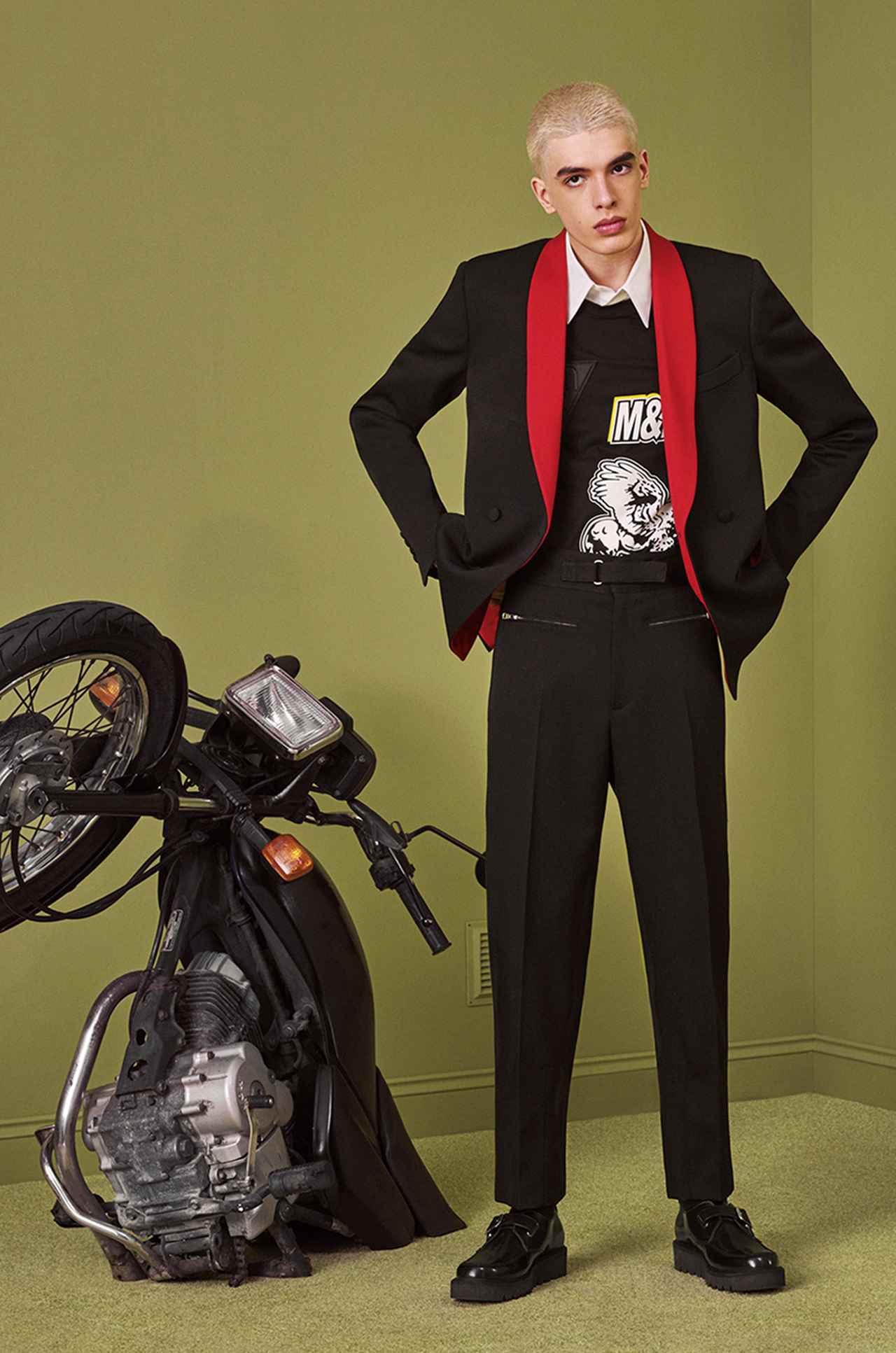 Images : 3番目の画像 - 「ステラ・マッカートニーが 描く男性像」のアルバム - T JAPAN:The New York Times Style Magazine 公式サイト