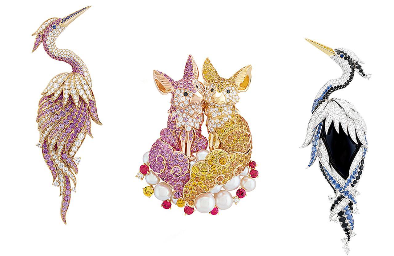 Images : 1番目の画像 - 「華麗なる動物たちのパレード」のアルバム - T JAPAN:The New York Times Style Magazine 公式サイト