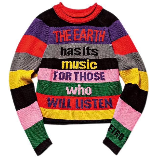 画像2: メッセージこそファッション!
