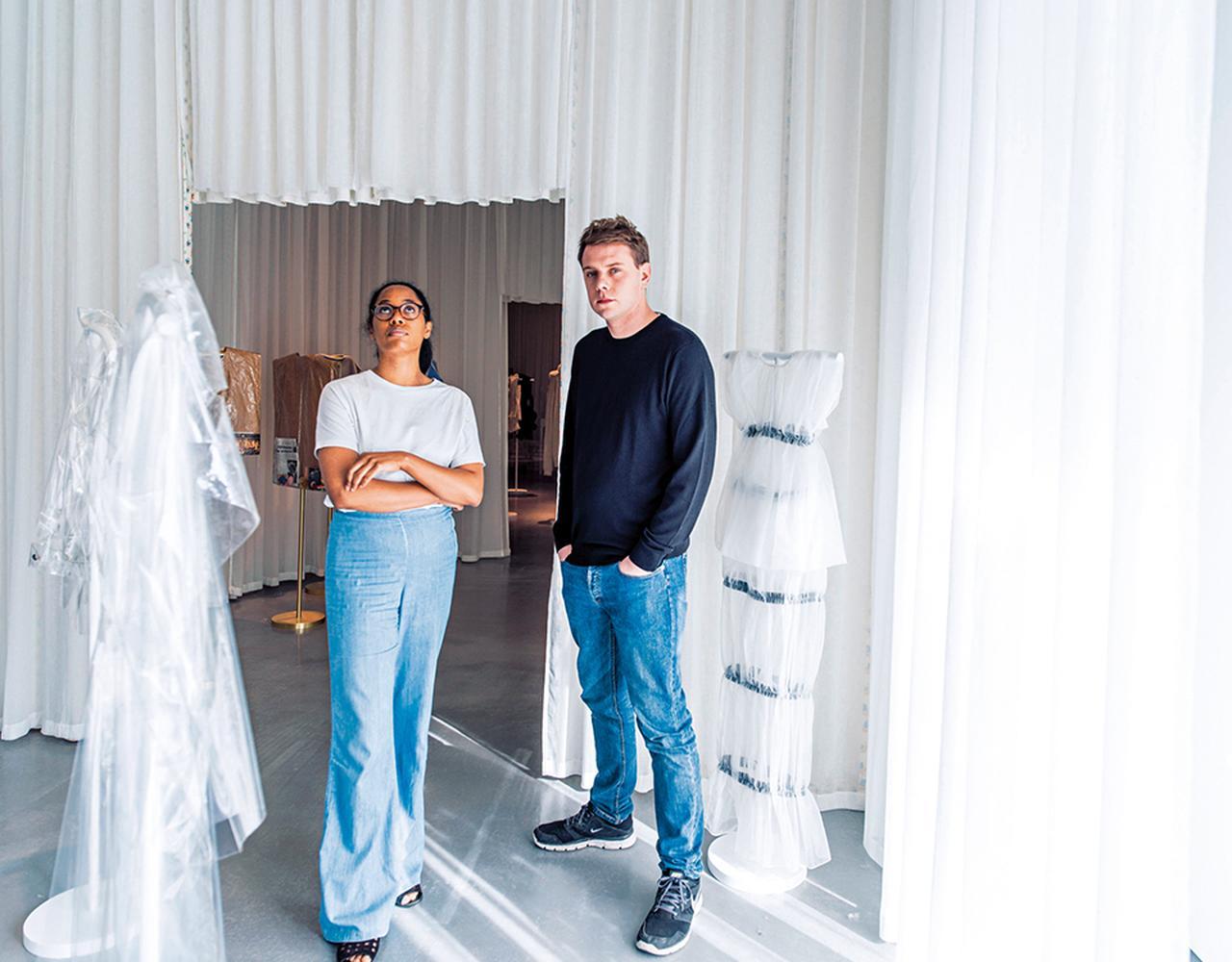 Images : 1番目の画像 - 「ジョナサン・アンダーソンと アンセア・ハミルトンが語る ファッションとアート」のアルバム - T JAPAN:The New York Times Style Magazine 公式サイト